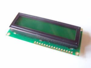 1-St-LC-Anzeige-Batron-1x16-Zeichen-LED-Backl-E0311