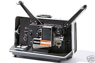 TELEX Series 1000 16mm Sound Projector extras UNUSED MIB NOS!