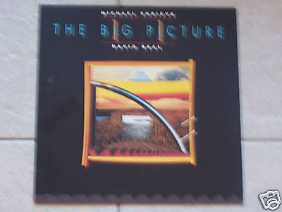 Michael SHRIEVE & David BEAL - The Big Picture / 1989 !
