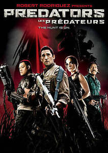 Predators The Hunt Is On DVD, 2010  - $1.90