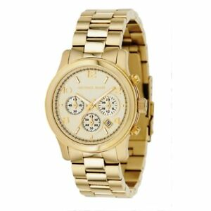 afab388005db Michael Kors Mid-Size Runway MK5055 Wrist Watch for Women for sale ...