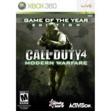 Jeux vidéo Call of Duty pour Microsoft Xbox 360
