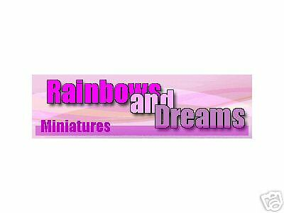 Rainbows and Dreams Miniatures