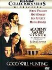 Good Will Hunting (DVD, 1998, Collector's Series)