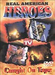 Real American Heroes  Caught on Tape DVD 2002Disc Only 145 - Geneva, New York, United States - Real American Heroes  Caught on Tape DVD 2002Disc Only 145 - Geneva, New York, United States