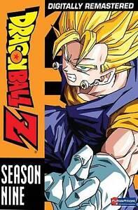 Dragon-Ball-Z-Season-9-DVD-2009-6-Disc-Set-Uncut-Unedited-DVD-2009
