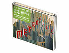 Metropolis - Director's Cut (Blu-ray and DVD Combo, 2010, 2-Disc Set)
