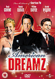 American Dreamz (DVD, 2010)brand new and sealed regions2,4 & 5 dvd.free uk deliv