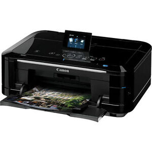 Canon PIXMA MG6120 Scanner Linux