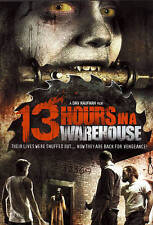 13 Hours in a Warehouse (DVD, 2008) NEW