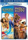 The Prince of Egypt/Joseph: King of Dreams (DVD, 2010, 2-Disc Set, P&S)