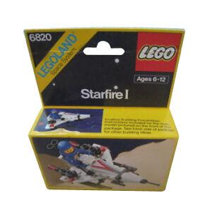 Nuevo Lego clásico espacio 6820 Starfire L Sellado LEGOLAND-Envío Todo El Mundo