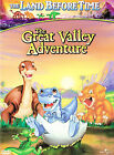 The Land Before Time II: The Great Valley Adventure (DVD, 2002)