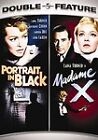 Portrait in Black/Madame X (DVD, 2008, 2-Disc Set)