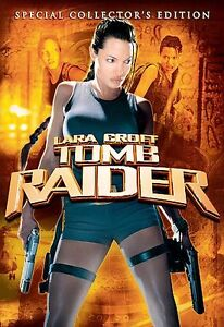 Details About Lara Croft Tomb Raider Dvd 2001 Angelina Jolie