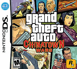 nintendo ds gta