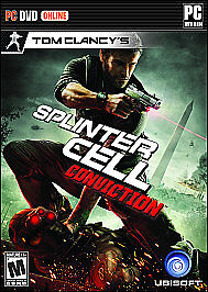 Tom Clancy's Splinter Cell: Conviction  ...