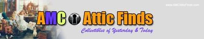 AMC Attic Finds and Collectibles