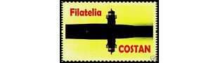 Filatelia COSTAN Romania Stamps