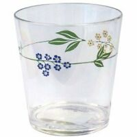 Corelle Secret Garden Acrylic Tumblers Glasses Cups eBay