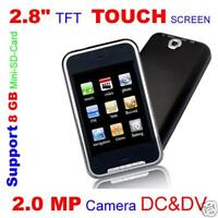 FAKE touch MP3/ MP4 players with cameras