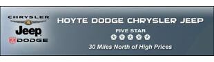 Hoyte Dodge Chrysler Jeep