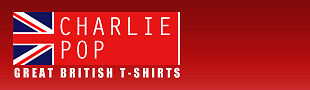 CHARLIE POP Great British T-Shirts