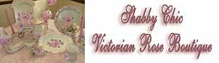 SHABBY CHIC VICTORIAN ROSE BOUTIQUE