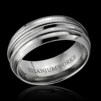 Men's Wedding Band Rings Buying Guide!