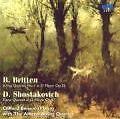 Streichquartett 1/Klavierquintett von Clifford Benson,The Alberni String Quartet (2012)
