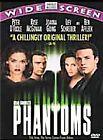 Phantoms (DVD, 1998, Widescreen)