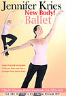 Jennifer Kries New Body Ballet (DVD, 2008)