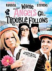 Where Angels Go, Trouble Follows (DVD, 2003) - New!!