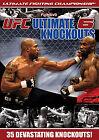 UFC - Ultimate Knockouts 6 (DVD, 2009)