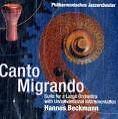 Canto Migrando von Hannes Beckmann,Philharmonisches Jazzorchester (2008)