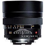 Leica  Summulux-R Summilux-R 80mm f/1.4 80 mm   F/1.4  Lens For Leica