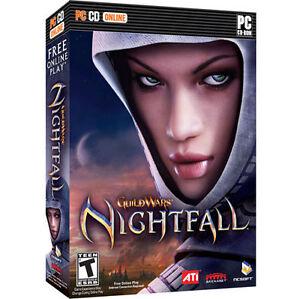 Guild Wars: Nightfall pour Windows - France - État : Neuf: Objet n'ayant jamais été ouvert, ou dont l'emballage comporte toujours le sceau de fermeture intact du fabricant (si applicable). L'objet comporte toujours le film plastique d'origine (si applicable). Consulter l'annonce du vendeu - France