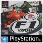F1 Championship Season 2000 (Sony PlayStation 1, 2000)