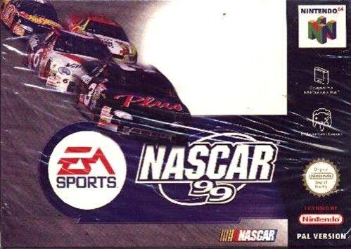 Nascar   99 [Akzeptabel]  Spiele Nintendo 64 Nintendo Videospiele