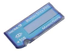 SanDisk 1 GB Speicherkarten für Sony