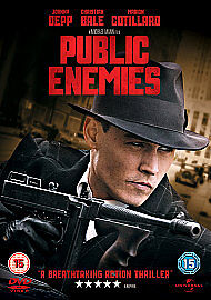 Public Enemies DVD 2009 NEW amp SEALED - Neath, United Kingdom - Public Enemies DVD 2009 NEW amp SEALED - Neath, United Kingdom