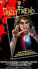 Deadly Friend (VHS, 1994)