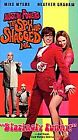 Austin Powers: The Spy Who Shagged Me (VHS, 1999)
