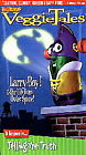 VeggieTales - Larryboy  the Fib from Outer Space (VHS, 2002)