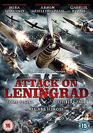 Attack On Leningrad DVD 2010 brand new still in wrap - <span itemprop=availableAtOrFrom>Teddington, United Kingdom</span> - Attack On Leningrad DVD 2010 brand new still in wrap - Teddington, United Kingdom