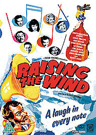Raising-The-Wind-DVD-James-Robertson-Justice-Leslie-Phillips