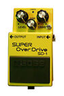 Guitar Distortion & Overdrive Pedals for Cigar Box Guitar