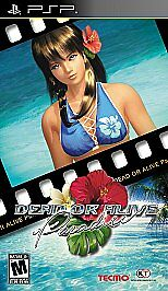 Dead-or-Alive-Paradise-PSP-PlayStation-Portable-NEW
