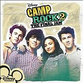 Various-Artists-Jonas-Brothers-Demi-Lovato-NEW-CD-Camp-Rock-2-The-Final-Jam