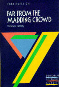 Barbara-Murray-York-Notes-Thomas-Hardy-Far-From-The-Madding-Crowd-Book